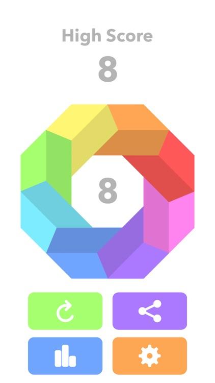 Swirly Circle screenshot-4