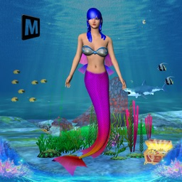 Cute Princess Mermaid World