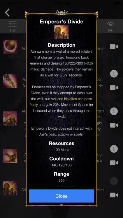 Champions for League of Legends screenshot-3