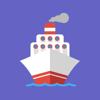 Rishav Singla - Alaska boat artwork