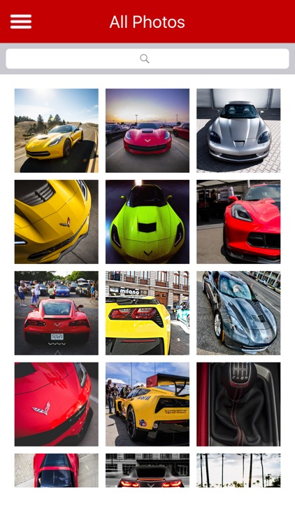 HD Car Wallpapers - Chevrolet Corvette Edition