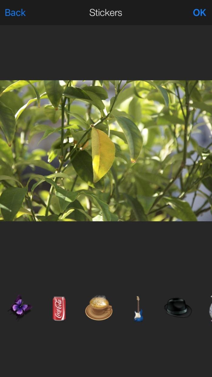 iPhoto Editor Plus - Blemish & Crop Photo Edit, Color Fil Screenshot
