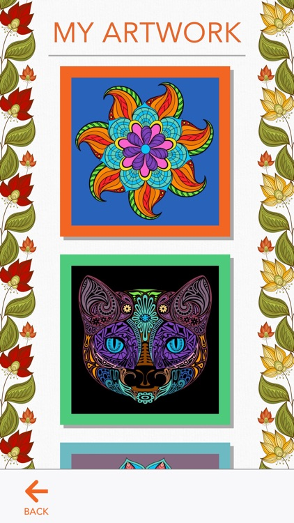 ColorArt: Coloring Book For Adults screenshot-3