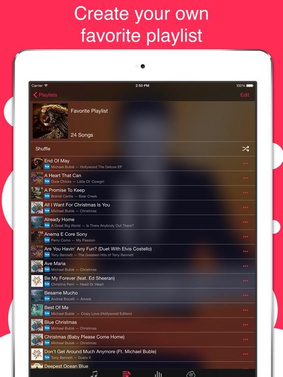 Screenshot #2 for Stream - Cloud Music Player