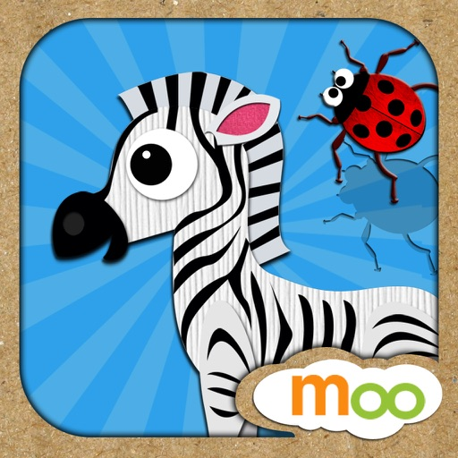 Animal World - Peekaboo Animals, Games and Activities for Baby, Toddler and Preschool Kids