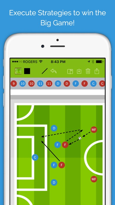 Soccer blueprint lite clipboard drawing tool for coaches app screenshot 5 for soccer blueprint lite clipboard drawing tool for coaches malvernweather Choice Image