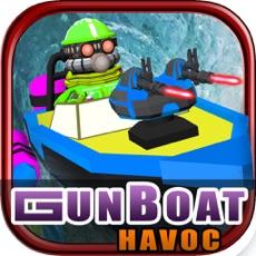 Activities of Gun Boat Havoc