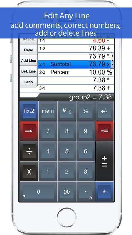 Adding Machine Universal: 10 Key Calc