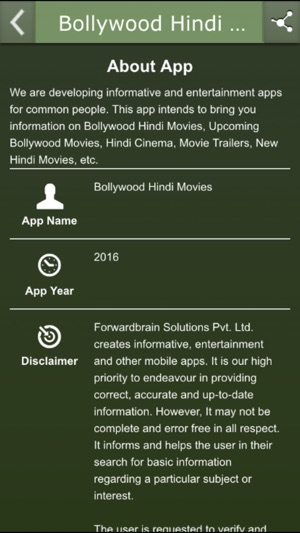 Bollywood Hindi Movies Dans L App Store