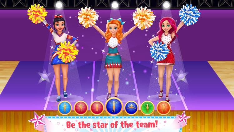 Star Cheerleader - High School Tryouts screenshot-3