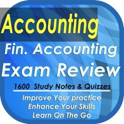 Financial Accounting Exam Review: 1660 Quizzes, Notes & Tips