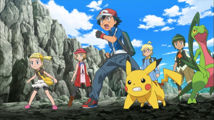 Pokémon TV screenshot-2