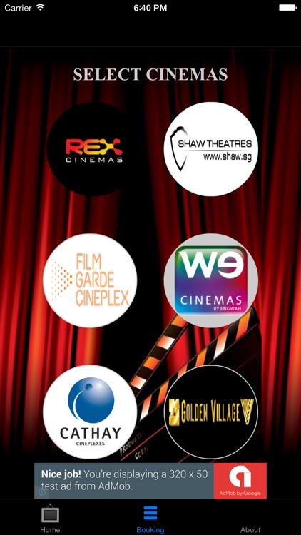 Cinemas Movie Singapore