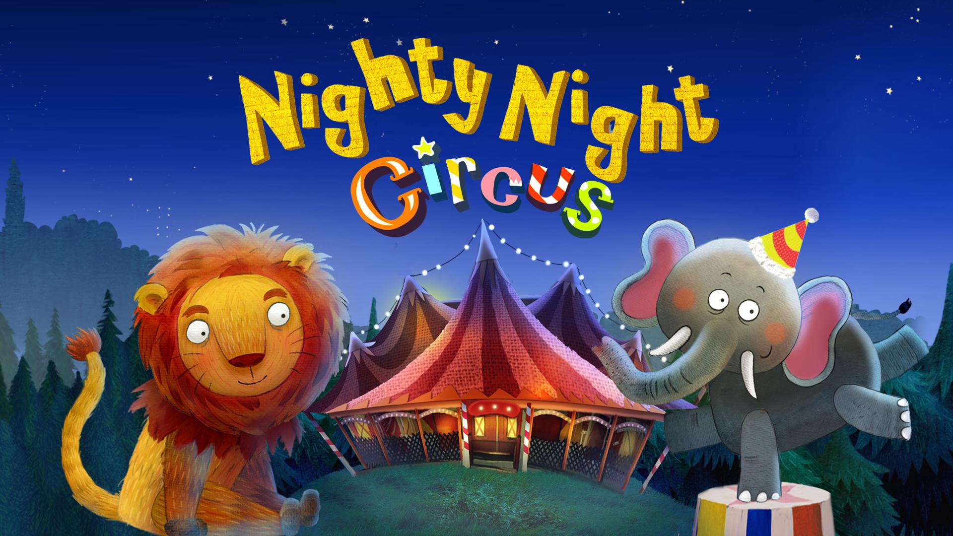 Nighty Night Circus screenshot 11