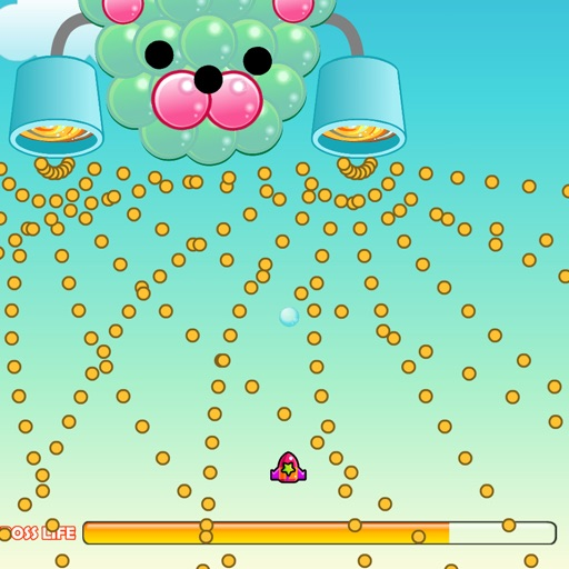 Ball Barrage-shooting iOS App