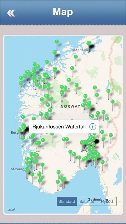 Norway Offline Travel Guide screenshot-3