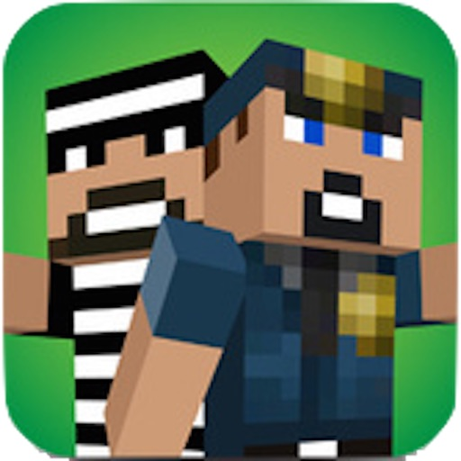 COPS N ROBBERS Guide (Jail Break) for Minecraft Pocket Mine Edition icon