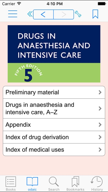 Drugs in Anaesthesia and Intensive Care, Fifth Edition