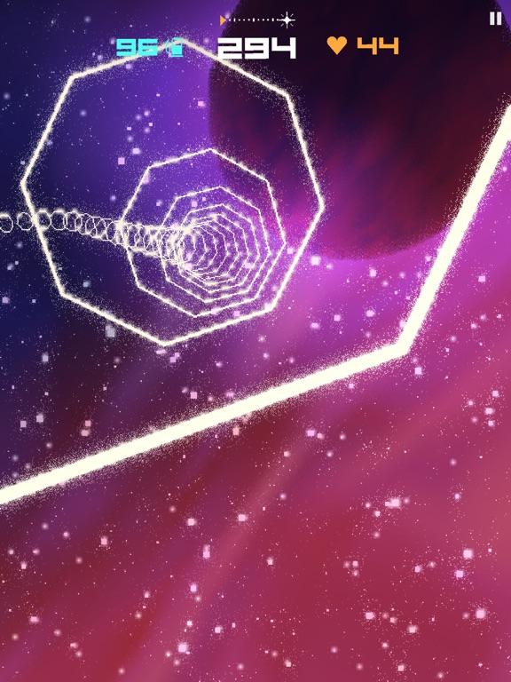 Black Hole Joyrider