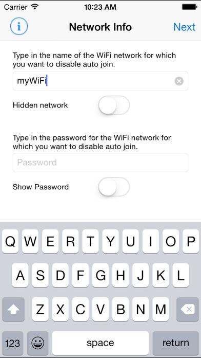 WiFi Priority screenshot1