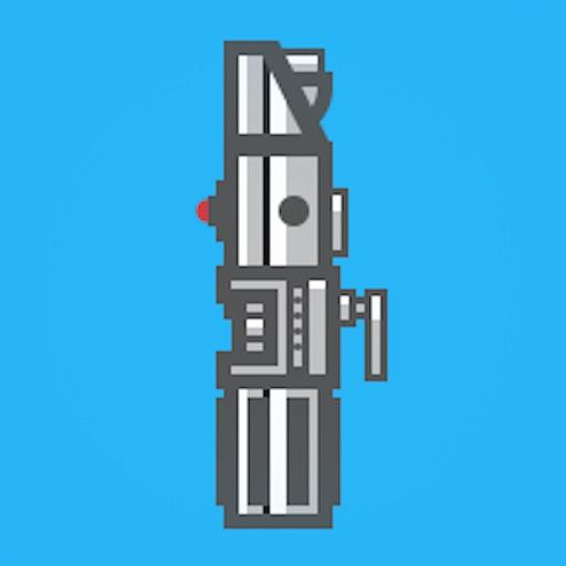 Blue Saber - The Lightsaber app