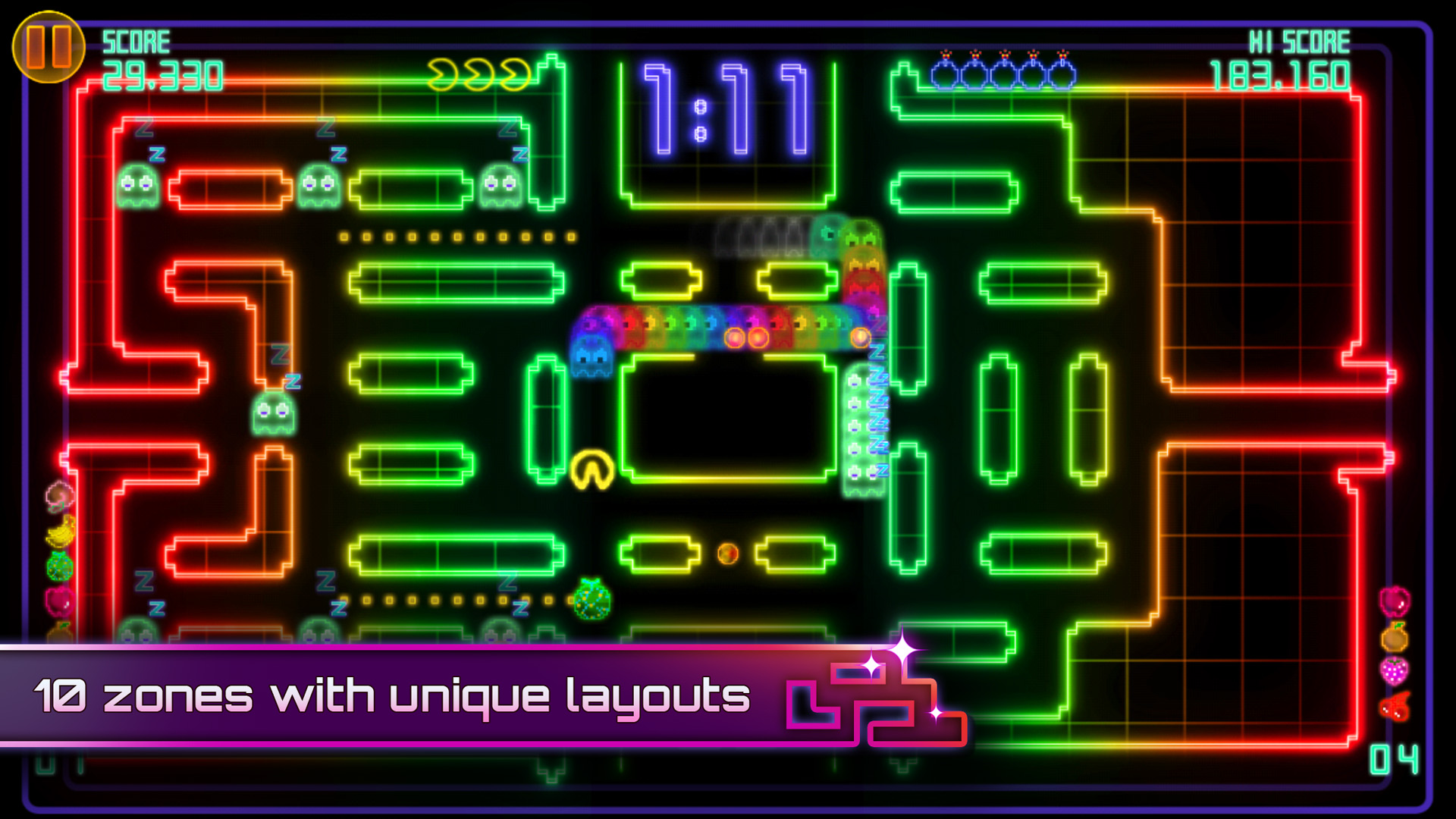PAC-MAN CE DX screenshot 13
