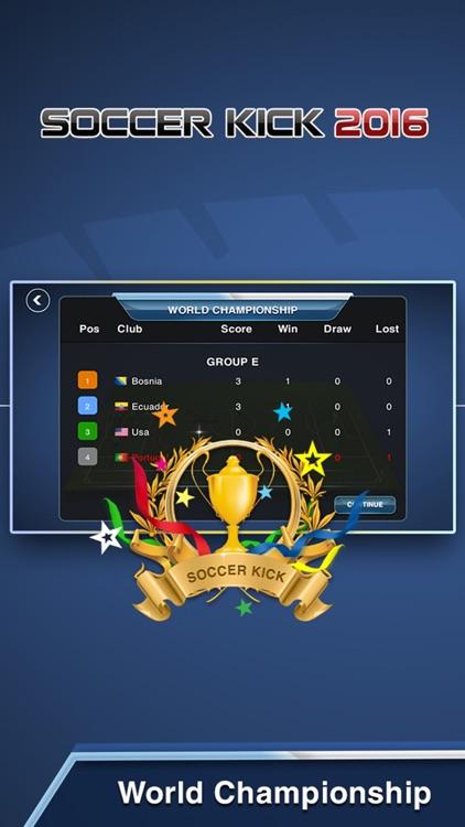 Soccer Kick 2016 screenshot-3