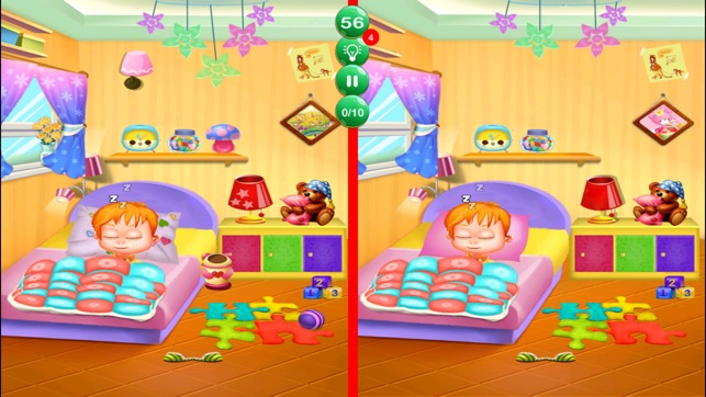 Preschool spot the difference kids game on the app store preschool spot the difference kids game on the app store altavistaventures Choice Image