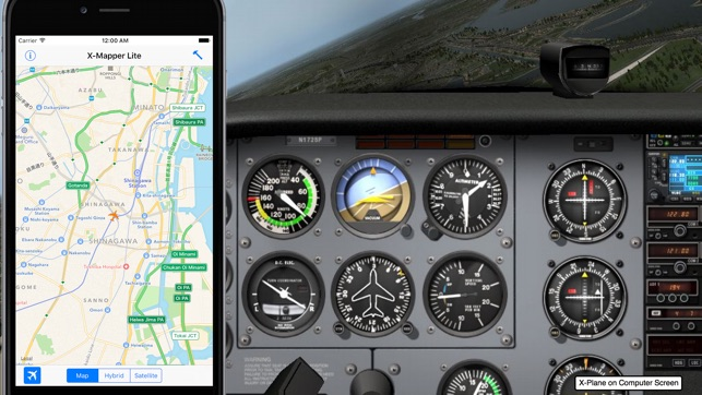 X-Mapper Lite (for X-Plane Desktop) on the App Store