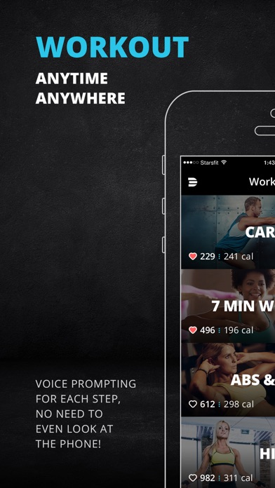 FitTube PRO - Track On Your Fitness Workouts screenshot one