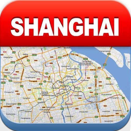 Shanghai Offline Map - City Metro Airport
