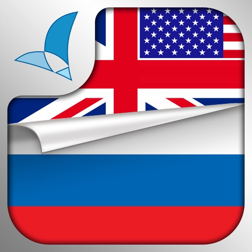 Learn RUSSIAN Fast and Easy - Learn to Speak Russian Language Audio Phrasebook and Dictionary App for Beginners Icon