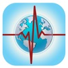 Earthquake PulseEarth - Maps & Information, Earthquakes history