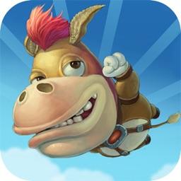 Donkey Jump - Hoppy Jump