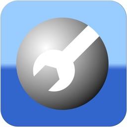 施錠見守り防犯システム設定アプリ