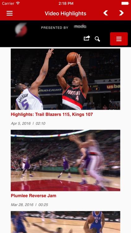 News Surge for Trail Blazers Basketball Pro