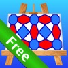 Pattern Artist Free - Easily Create Patterns, Wallpaper and Abstract Art