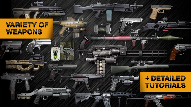 Weaphones: Firearms Simulator Mini Armory Vol 1 screenshot-4
