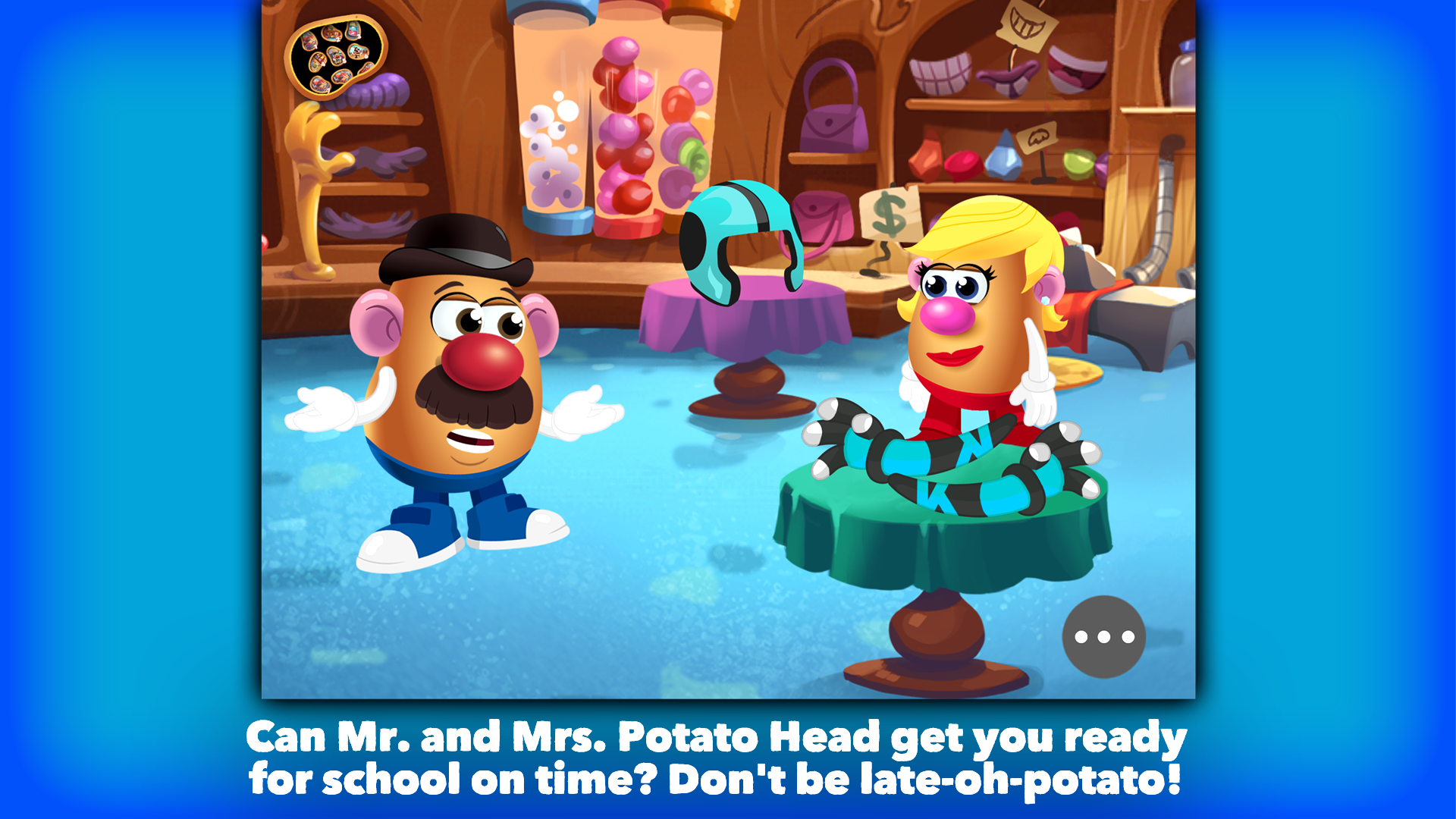 Mr. Potato Head: School Rush screenshot 11