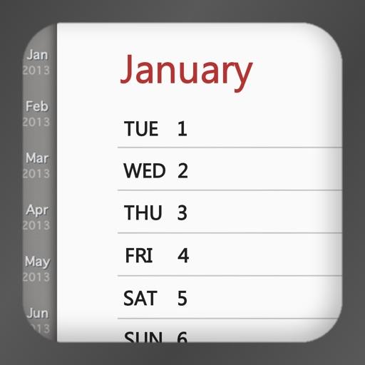 Anniversary Calendar (Full version)