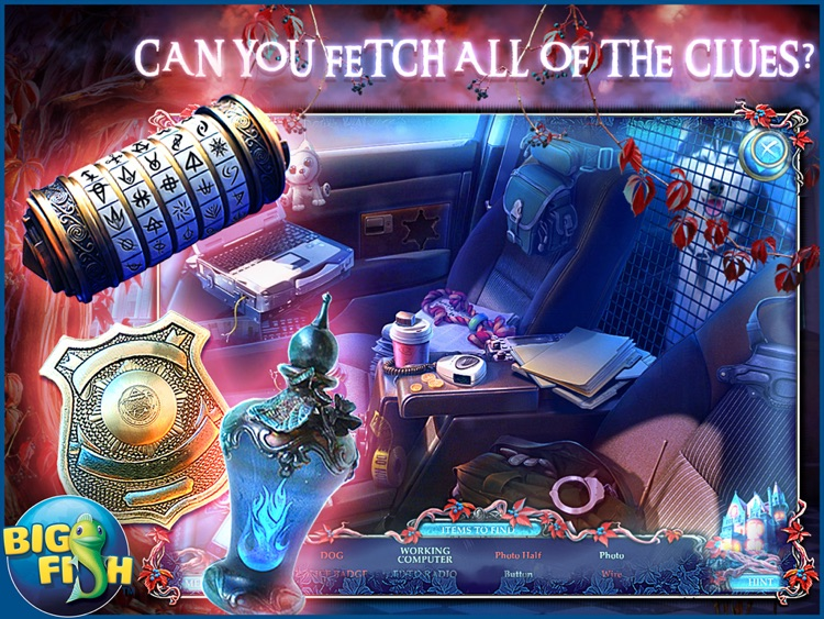 Dark Dimensions: Homecoming HD - A Hidden Object Mystery (Full) screenshot-1