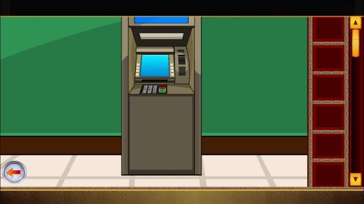 Escape - Bank Crime Scene