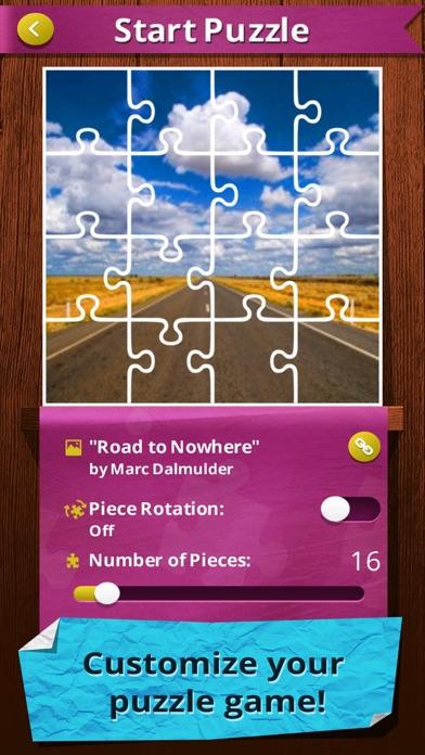 ジグソーパズル Jigsaw Puzzles Realのスクリーンショット5