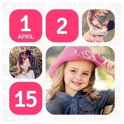Collage Album : Capture a photo everyday and SHARE!