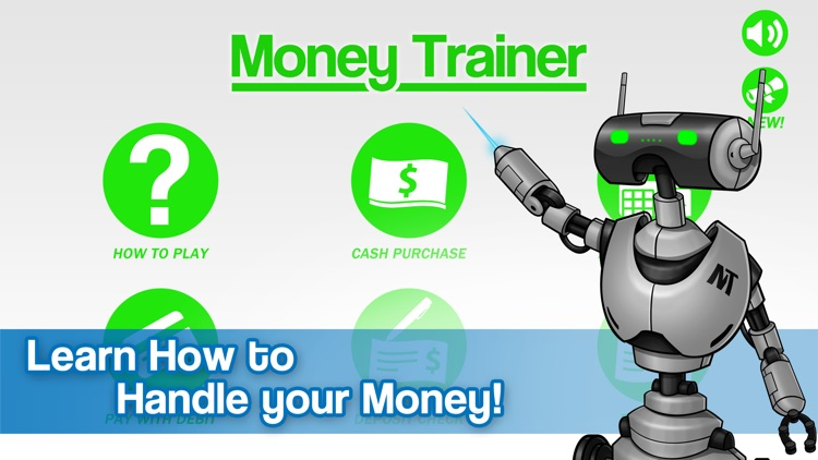 Money Trainer for Kids and Adults with Autism