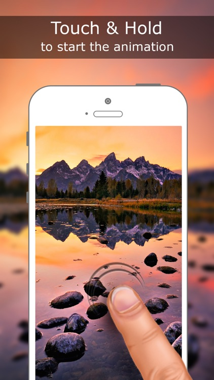 Live Wallpapers for iPhone 6s & 6s Plus  - Free Animated Backgrounds screenshot-3