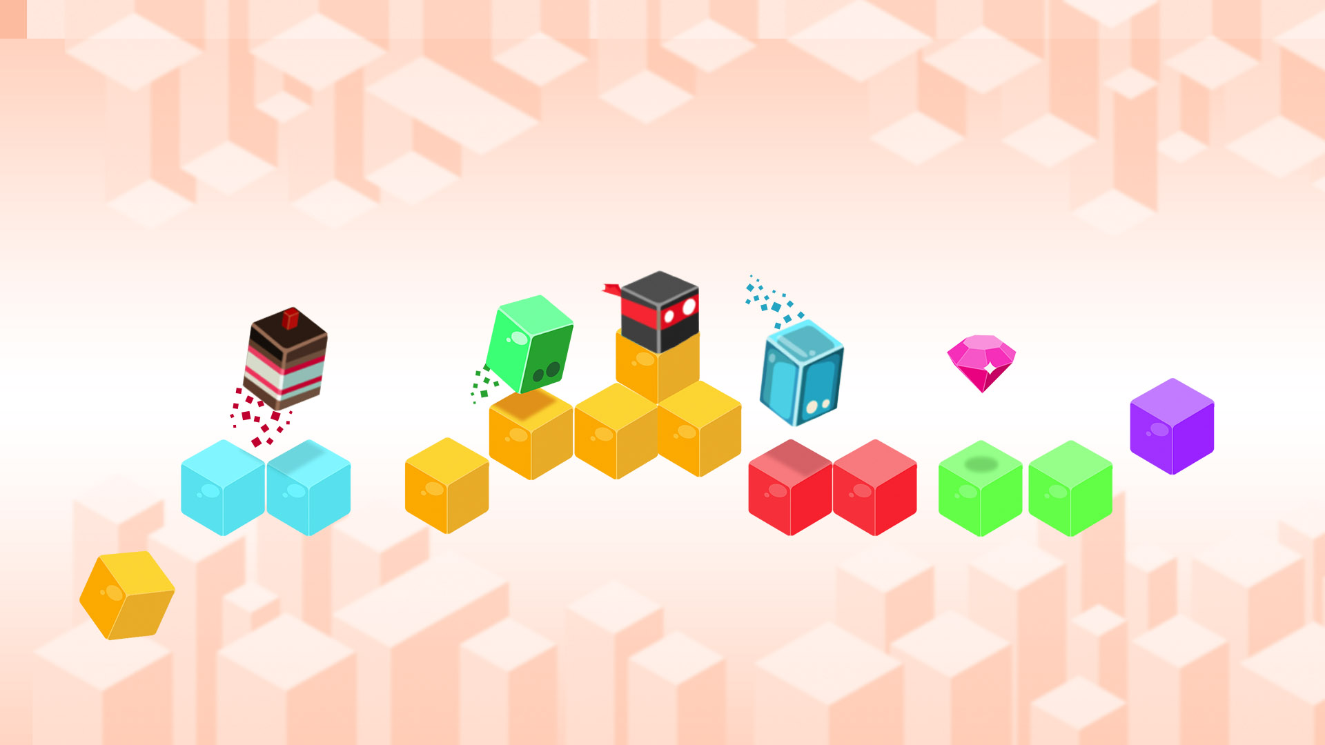 Bouncing Square screenshot 11