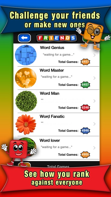Word Colors