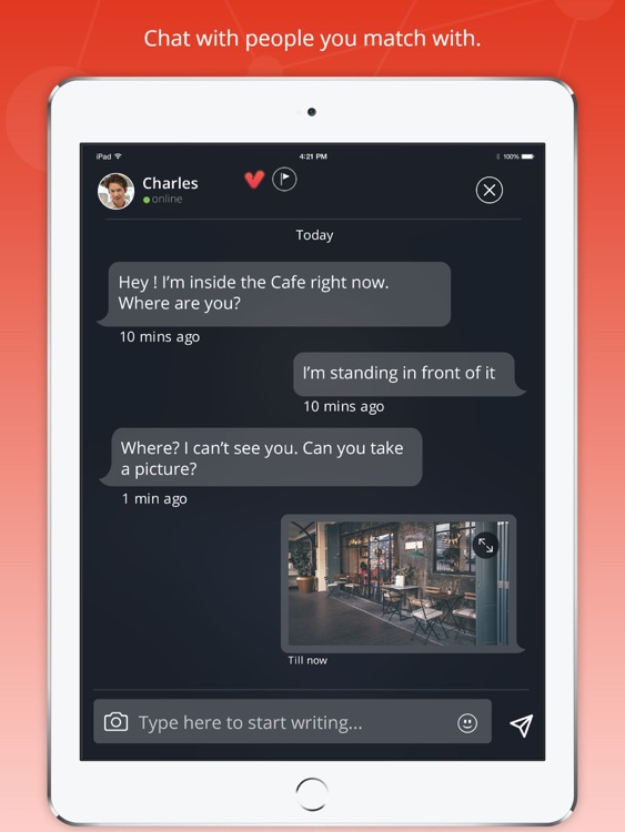 Hong Kong Social - Free Online Dating Chat App screenshot-4