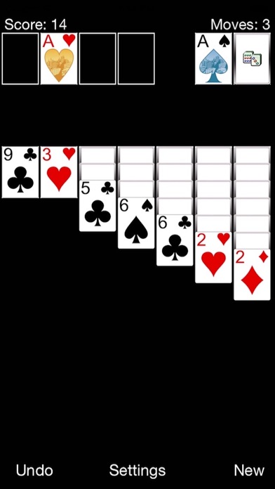 Mahjong Solitaire 13 Tiles Card Blast Screenshot